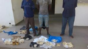 Traiquants ivoire objets